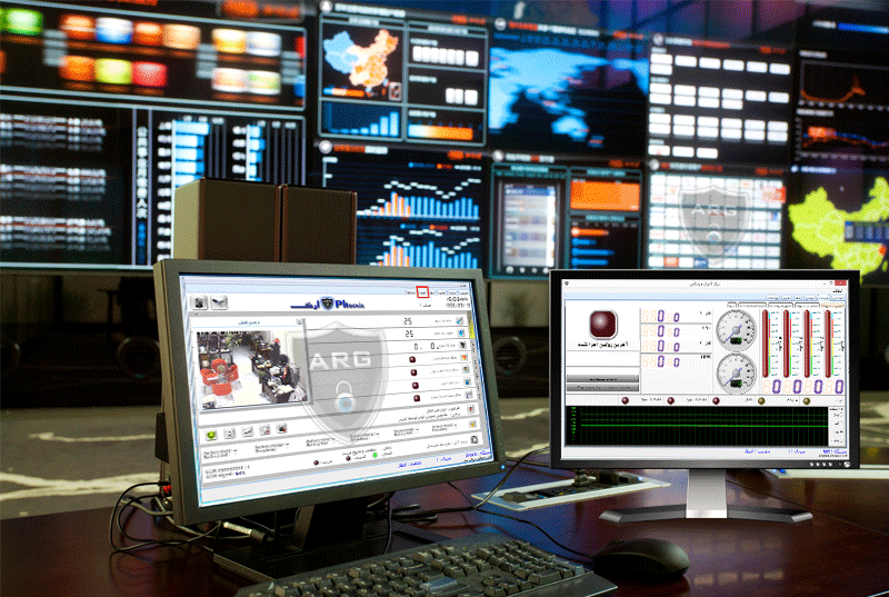 مدیریت هوشمند اتاق سرور